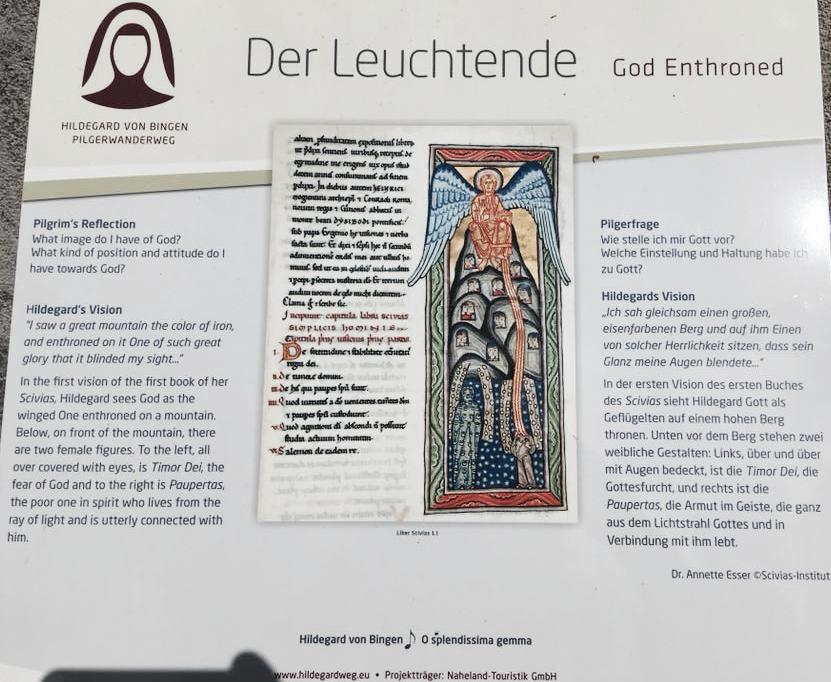 2. Etappe: Hildegard von Bingen Pilgerweg